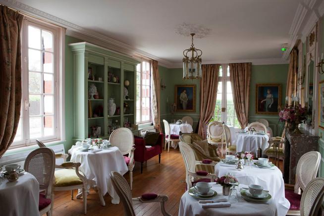 salle à manger Hôtel Villa Joséphine