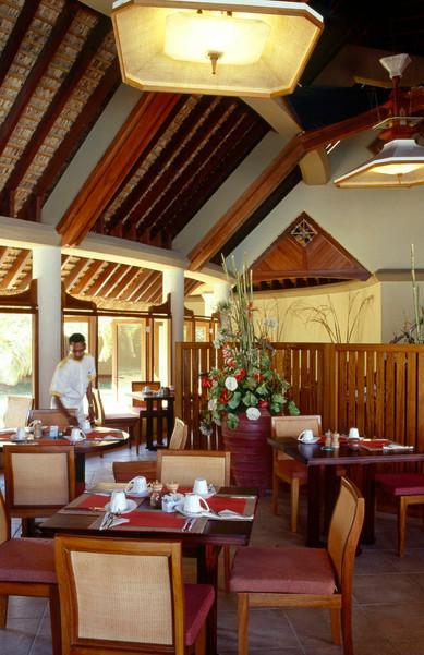 hotel Légende restaurant