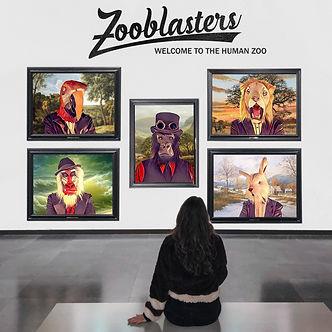Zooblasters - Welcome to the Human Zoo E