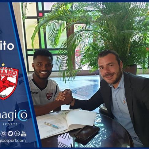 Brito moves to Dinamo Bucharest