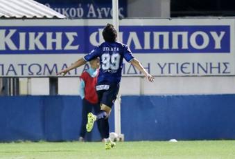 Emilio Zelaya scores again
