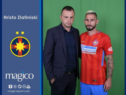 Hristo Zlatinski moves to FCSB
