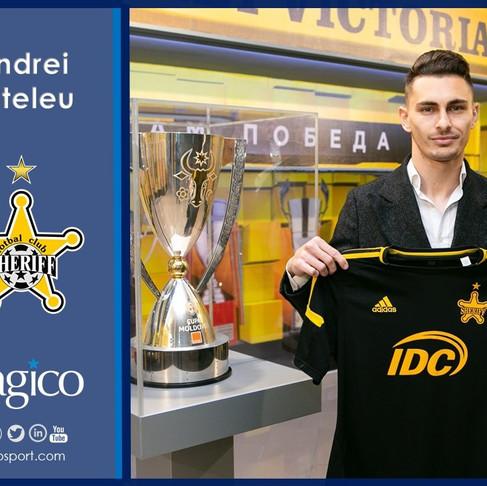 Andrei Peteleu to Sheriff Tiraspol FC