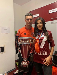 Andrei Peteleu crowned Champion for a second time in a row