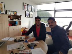 Alexandre Alfaiate to AFC Tubize
