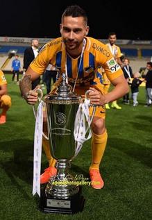 Antonio Jakolis crowned Champion