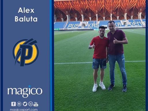 Alex Baluta transfered to Puskas Academia