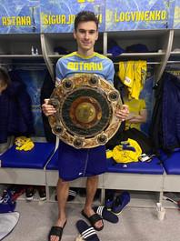 Dorin ROtariu wins his first ever Championship title
