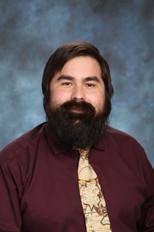 Mr. Keenan Hartline 8-1 Homeroom, History Teacher