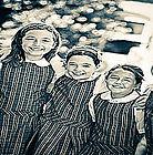 4th grade girls no teacher_BW.jpg