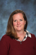 Mrs. Brenda Meskunas  Honors Math, Athletic Director