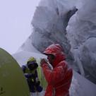 Bivouac dans la tempête-3ème jour d'ascension-Pic Pyramidal