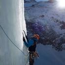 Cascade de glace-Glacier d'Argentière