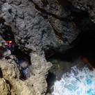 Mer,spéléo et escalade-Calanques