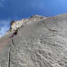 Fissure granitique-Kirghizistan