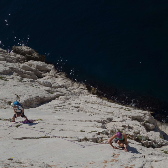 Stage autonomie-Calanques