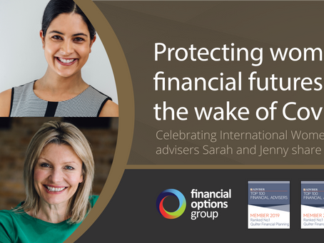 Women must not be reluctant in seeking financial advice, say women advisers in the field