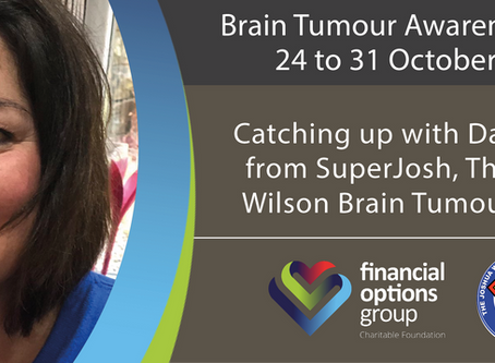 The brain tumour charity improving the lives of local families and how you can support it