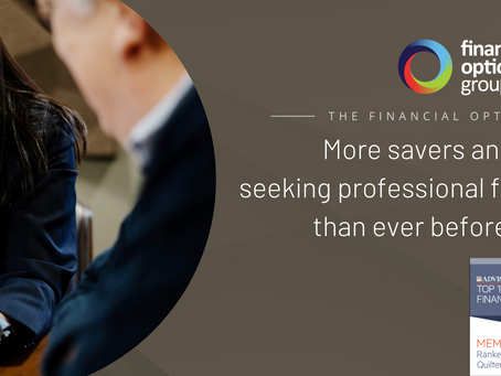 More savers and investors are seeking professional financial advice than ever before… should you?