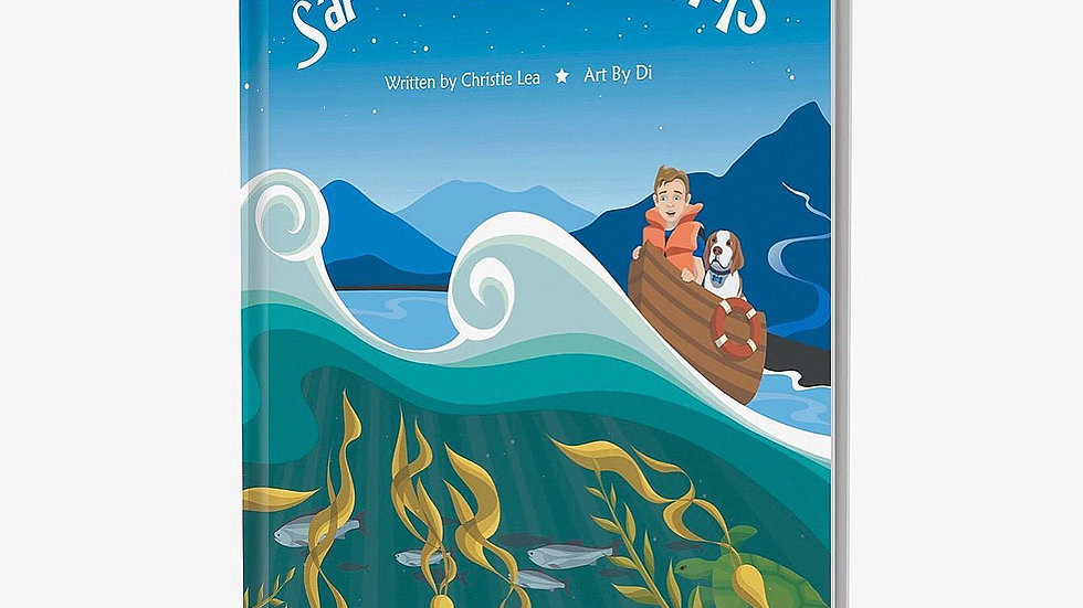 Safe In Starry Arms Hardcover