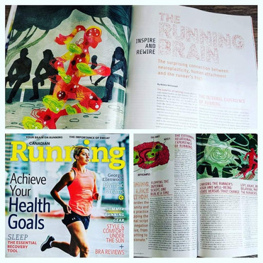 Featured Magazine Article: The Running Brain, Inspire and Rewire