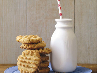 Gluten-Free Peanut Butter Cookies from the Cake Mix Doctor, Anne Byrn
