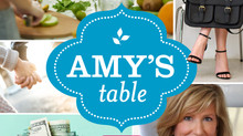 Learning how to feel, think, look and eat better on Amy's Table Podcast