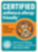 Zertifiziert gegen Milben und Allgerien