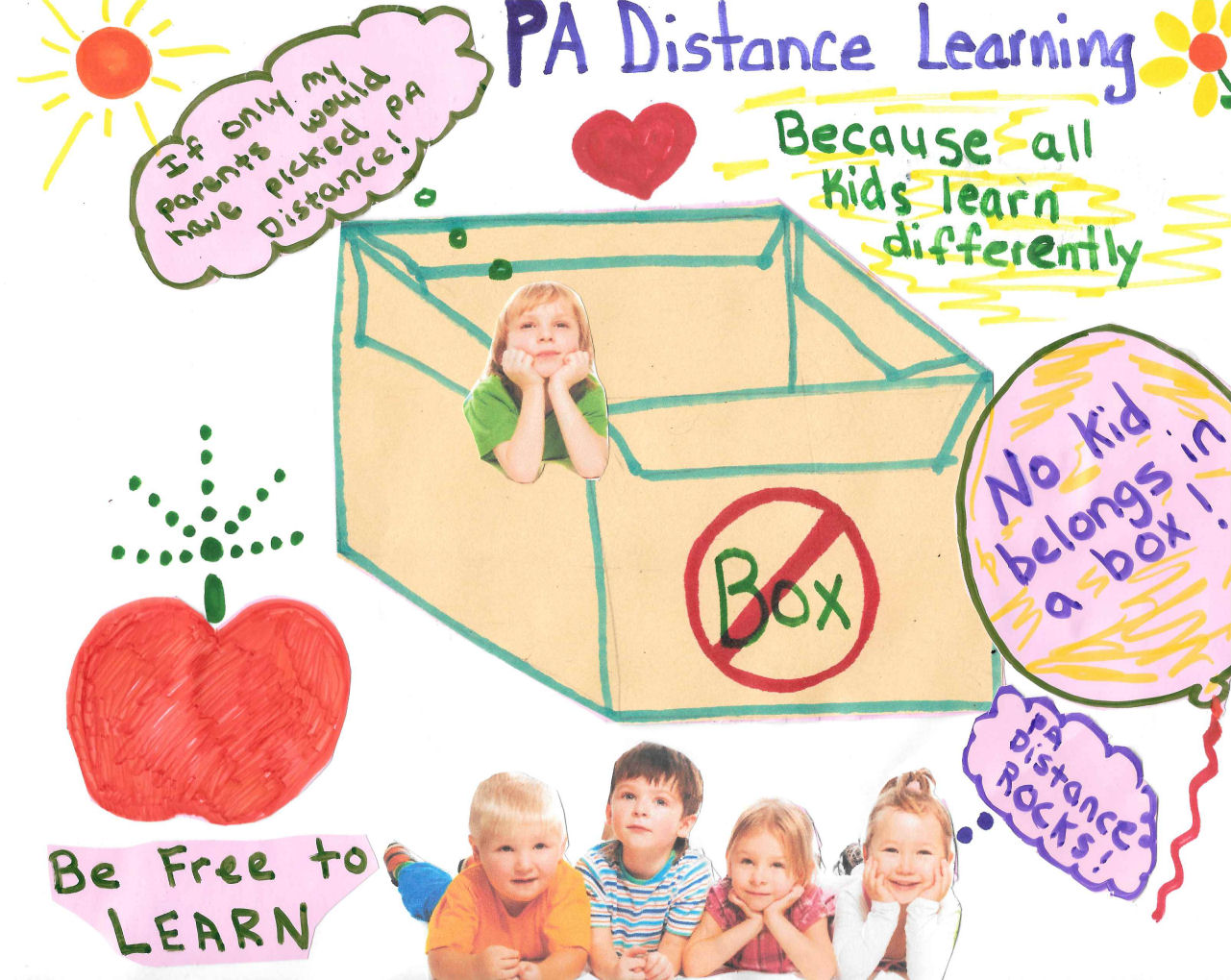 distance learning essay the history of distance learning  pa distance learning expands ap choices pa distance a public national school choice week poster and