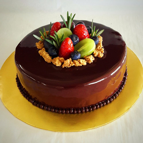 Chocolate Red Velvet