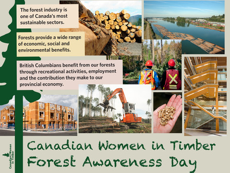 It's Forest Awareness Day