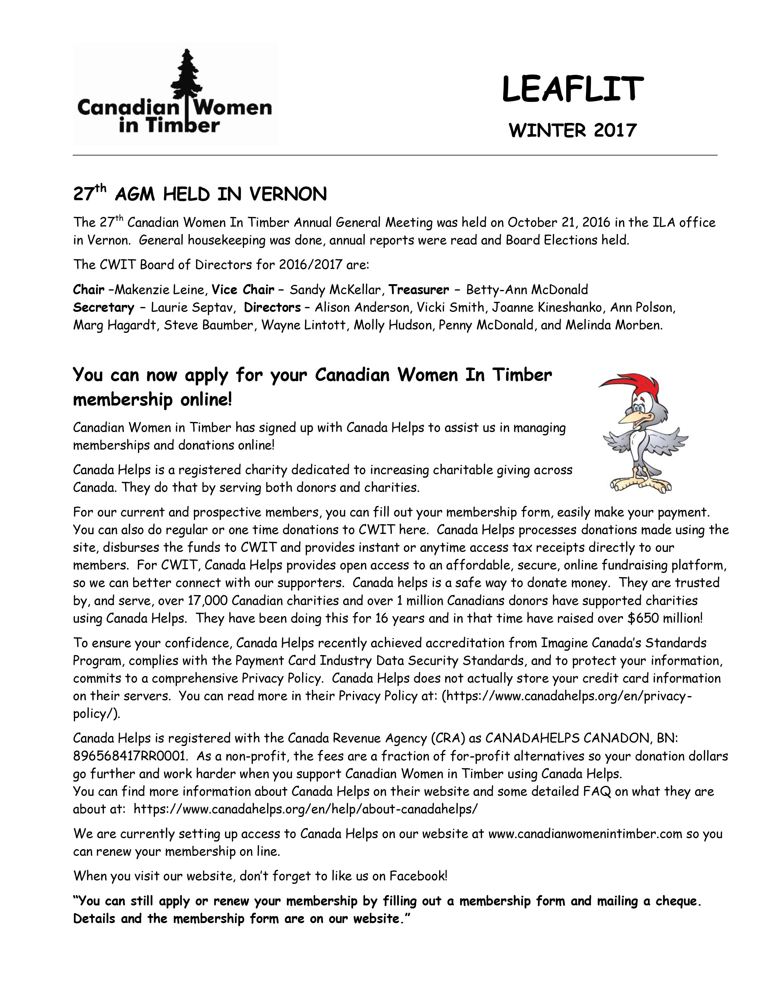 2017 Winter Leaflit