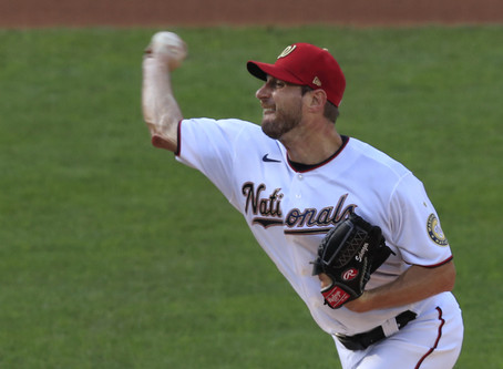 The Nationals split the series against the Mets