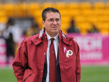 15 women allege sexual harassment against Washington Redskins executives