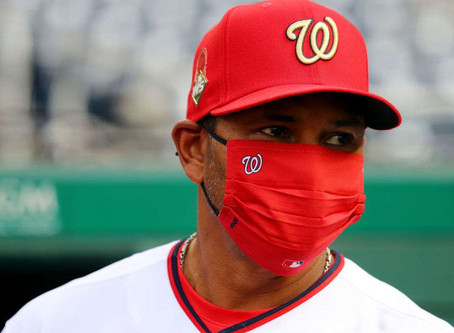 Nationals and Marlins series this weekend has been postponed