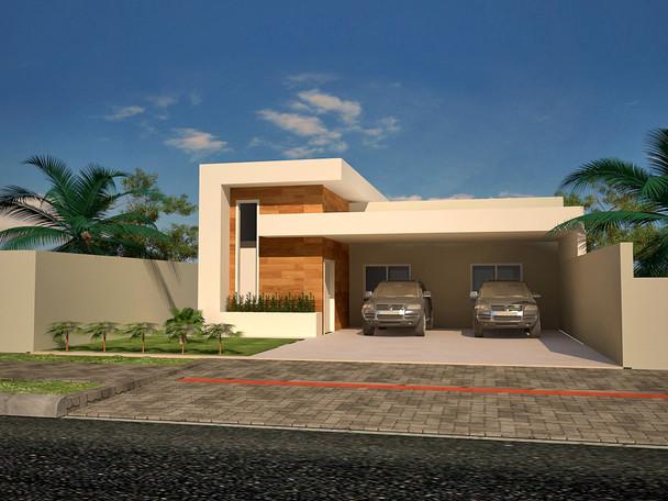 Residência Paranaguá - Projeto e Execução