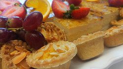 Plateau desserts