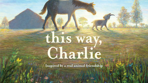 This Way, Animal Helpers! Discover Wild Heart Ranch that inspired This Way, Charlie (and me!)
