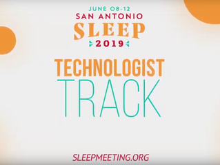 Bientôt - 33d SLEEP Congress - June, 08-12, 2019 - San Antonio - TEXAS