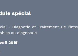 Formation : diagnostic et traitement de l'interprétation des PG - 11, 12 et 13 avril 2019 - GUAD