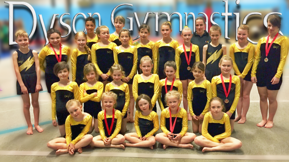 Sussex Open Tumble Competition