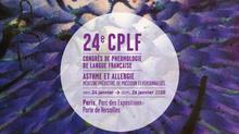 BIENTÔT - 24e CPLF - Congrès de Pneumologie - PARIS - 24 au 26 janvier 2020