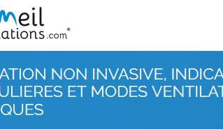 Formation : ventilation non invasive - 19 et 20 décembre 2019 - Grenoble