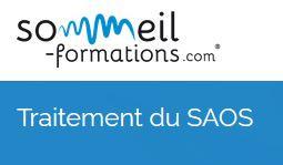 Formation : traitement du SAOS - 19 et 20 septembre 2019 - Lille