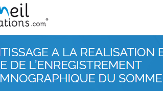 Formation : apprentissage à la réalisation et à la lecture de PSG - 12 et 13 mars 2020 - Grenoble
