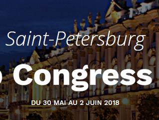 BIENTÔT : HYPNOS Sleep congress à Saint-Petersbourg du 30 mai au 2 juin