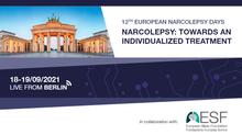 12th EUNN European Narcolepsy Days - Berlin - 18-19 september 2021
