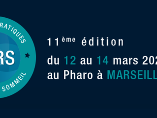 11e JPRS - MARSEILLE - 12 au 14 mars 2020