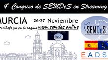 4th EADSM virtual - November 26 & 27  2021