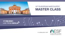 18th EUNN European Narcolepsy Master class - Berlin - 17 september 2021